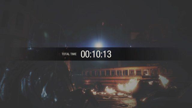 4thサバイバーのクリアタイムは10分13秒