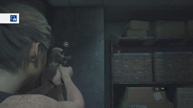 Mr.ラクーン隠し場所3階倉庫
