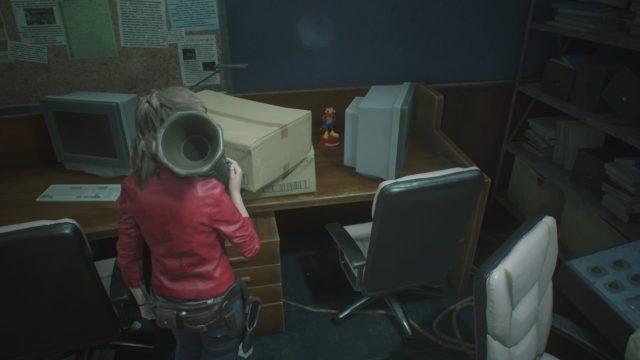 Mr.ラクーン隠し場所STARSオフィス